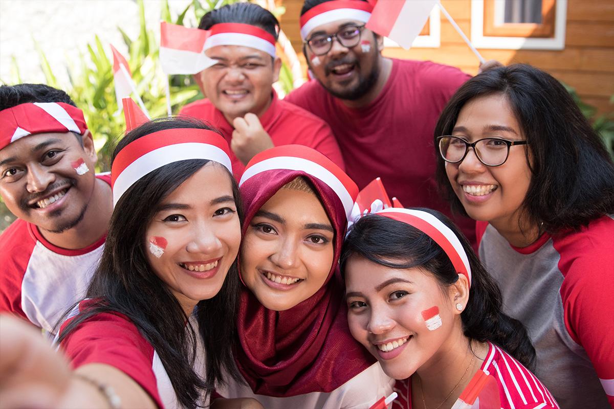 Keadaan Penduduk Indonesia