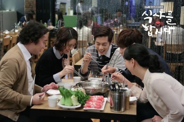 7 Cara Makan yang Ngetren Gara-gara Drama Korea